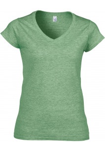 Ladies' Softstyle V-neck T-shirt