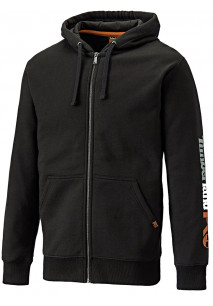 Honcho Sport zipped hooded jacket