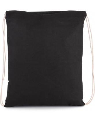 ORGANIC COTTON SMALL DRAWSTRING BAG
