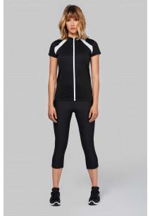 Ladies' short-sleeved cycling top