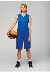 Ladies' basketball jersey