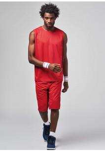UNISEX reversible basketball jersey
