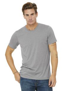 Men triblend Crew Neck T-shirt