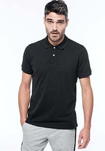 Men's Supima® short sleeve polo shirt