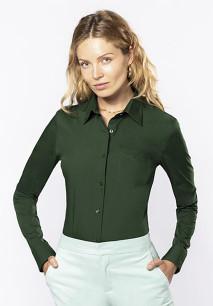 Jessica > Ladies' long-sleeved shirt
