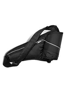 Sports bottle holder waist bag