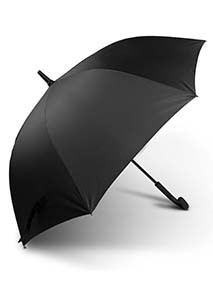 Classic umbrella with rounded handle