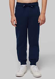 Kids' multisport jogging pants with pockets
