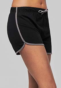 Ladies' sports shorts