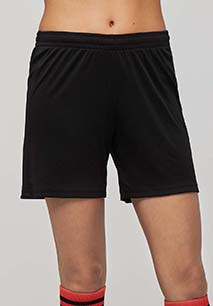 Ladies' game shorts