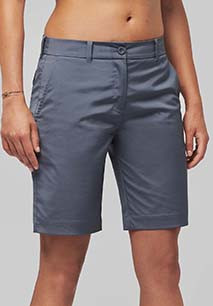 Ladies' Bermuda shorts