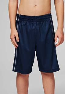 Kids' basketball shorts