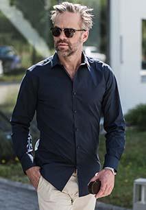 Men's Long-Sleeved Ultimate Stretch Shirt