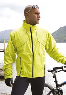Crosslite Zipped Jacket