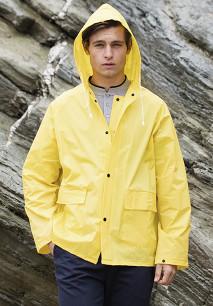 Poncho jacket