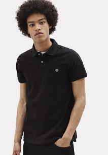Millers River short-sleeved organic cotton piqué polo shirt