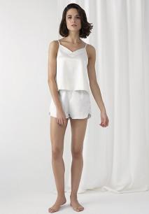 Camisole and shorts pyjama set