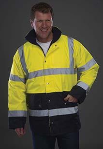 Hi-Vis Contrast Jacket
