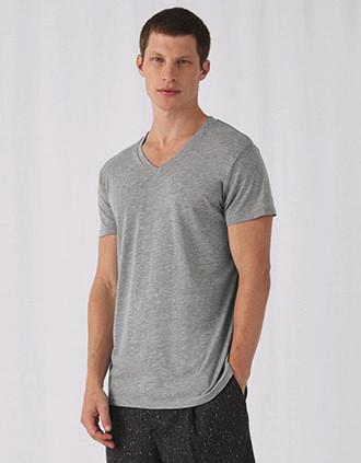 Men's Triblend V-neck T-shirt