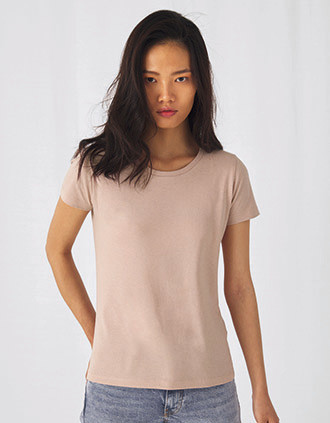 Ladies' Organic Cotton crew neck T-shirt