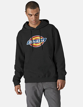 Men's LOGO hooded sweatshirt (TW45A)