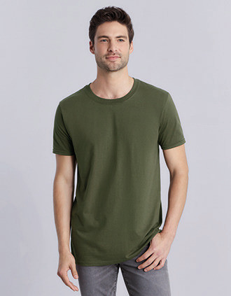 Softstyle Crew Neck Men's T-shirt