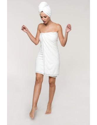 Ultra-soft microfibre towel