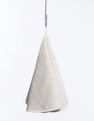 Round Terry towel