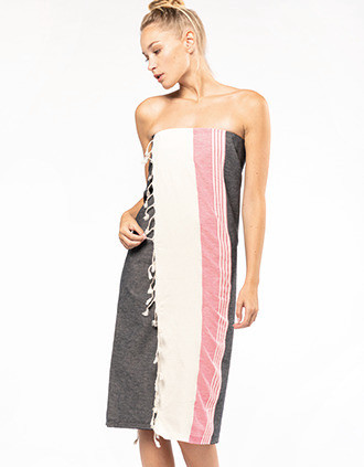 Striped fouta