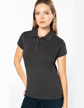 Brooke > Ladies' short-sleeved polo shirt