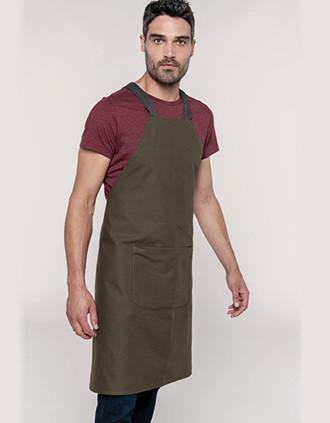 Organic cotton apron