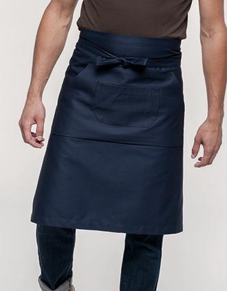 Cotton long apron