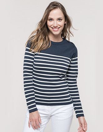 Ladies' sailor jumper