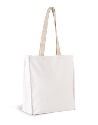 Tote bag with gusset