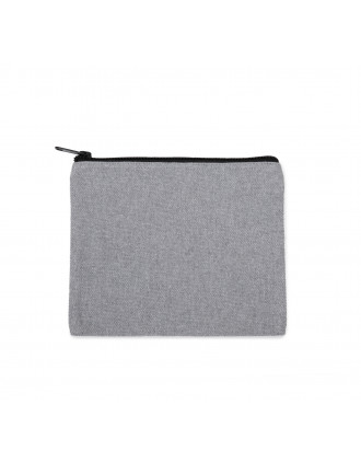 Hand-woven canvas case