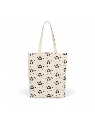 Patterned shopping bag