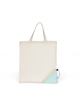 Foldaway shopping bag