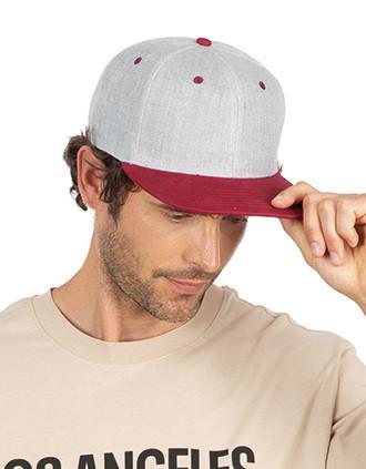 Snapback cap - 6panels