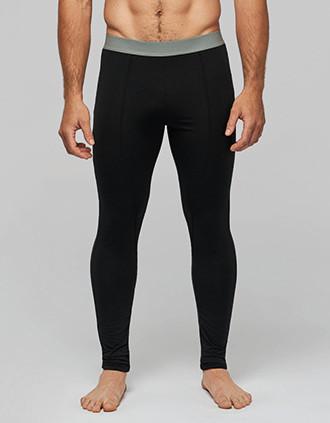 Men's base layer sports leggings