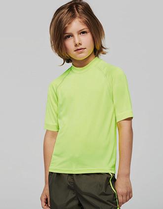 Kids' surf t-shirt