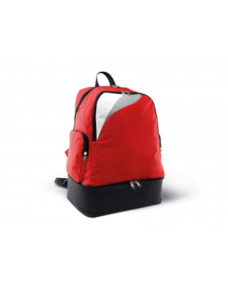 Multi-sports backpack with rigid bottom - 39L