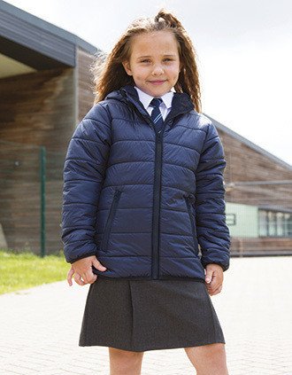 Kids' padded jacket