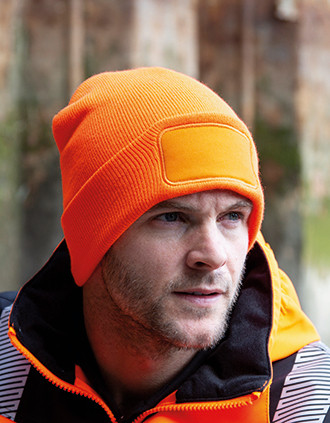 THINSULATE™ double knit printable beanie