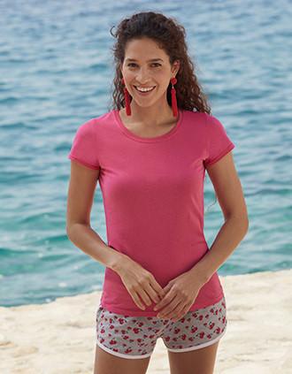 Original-T Ladies' T-shirt  (Full Cut 61-420-0)