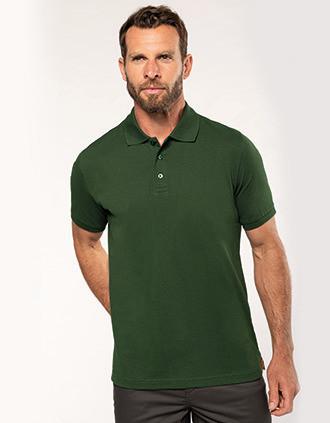 Men's eco-friendly polo shirt