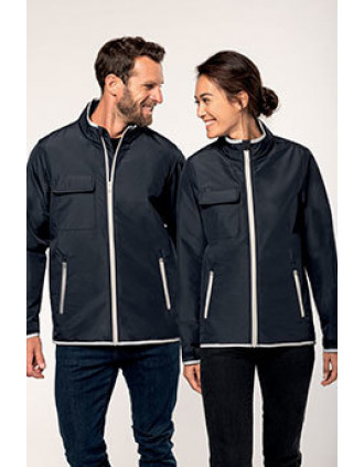4-layer thermal jacket