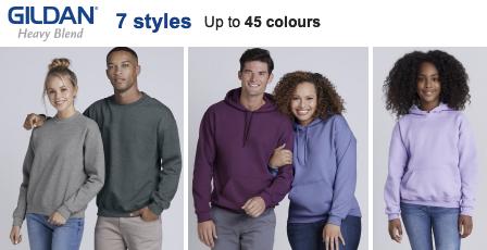 Gildan Sweatshirts
